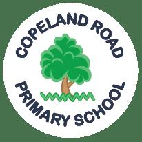 Copeland Road Primary School logo